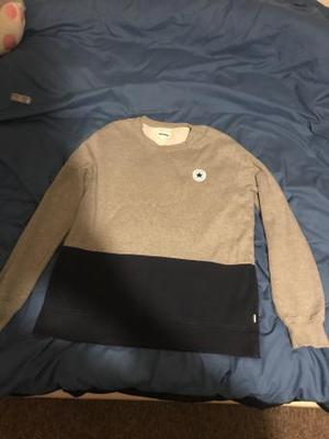 Grey Converse Tracksuit XL From JD Sports