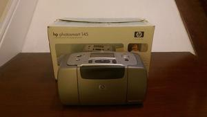 HP Photosmart 145 Compact Photo Printer - Boxed with Drivers and Photo Paper