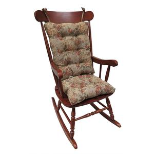 Jumbo Rocking Chair Cushions Somerset Tapestry Contemporary