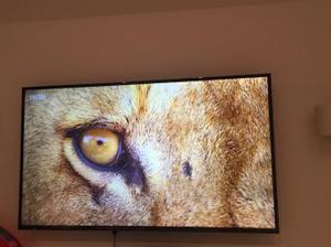 Panasonic 50in p full HD smart LED TV built in freeview