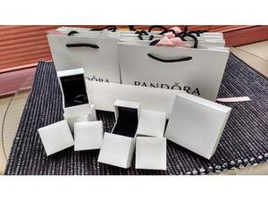 Pandora gift boxes and bags. Genuine. Job lot in Bradford