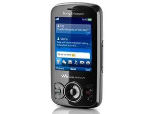 Sony Ericsson Walkman Spiro W100i - Stealth Black (Unlocked)