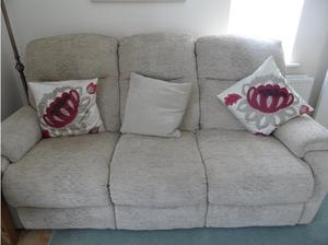 Texas 3 Seater and 2 Seater Sofa Suite with Storage Stool in