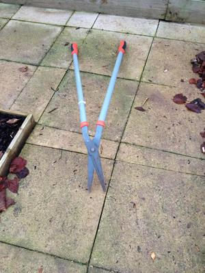 Wilkinson Sword long handled shears
