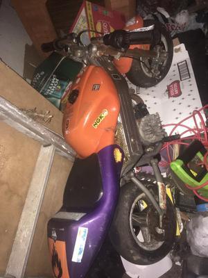 50cc mini Moto bike Open to offers