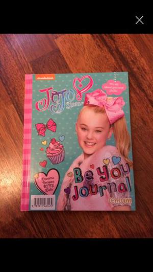 Brand new jojo siwa journal diary book