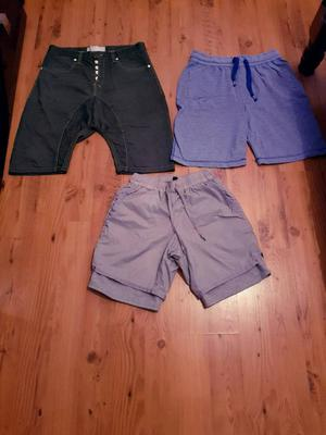 "Bundle of mens designer & highstreet shorts. Brands include Humor & ASOS Size small 30"" waist VGC"