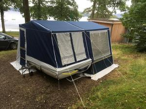 Combi Camp Trailer Tent 2 Berth With Awning Posot Class