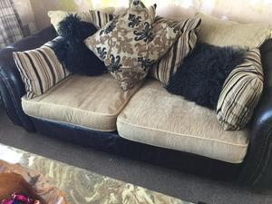 Comfy 3 piece suite