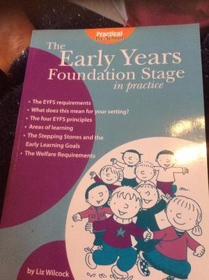 underpinning principles in early years 5×5×5 − creativity in the early years has involved five early years' settings the underpinning principles and the role of professional development have been.