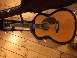 Martin  EC Eric Clapton Signiture guitar