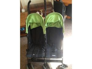 Obaby Double Buggy
