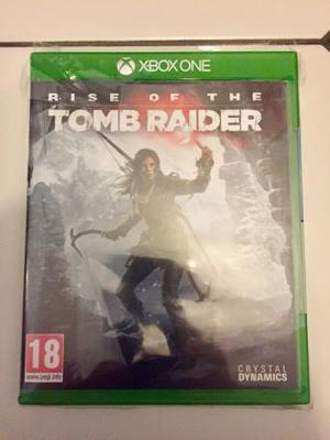 Rise of the Tomb Raider (Xbox One) Brand New & seale)