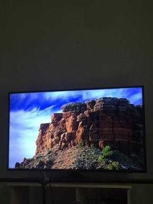 "SAMSUNG 55"" Smart 4K Ultra HD HDR LED TV UE55MU"