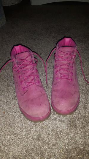 Size 5 Womens Timberland Boots