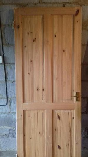 Solid Pine Doors for sale