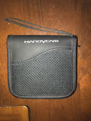 Sony camcorder disc case