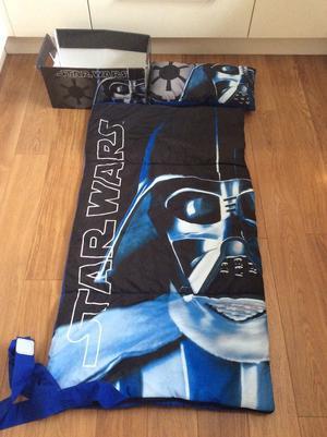 Star Wars single sleeping bag for sale