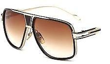 Fashion Grandmaster Five Sun Glasses - Unisex