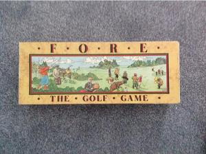 Fore 'The Golf Game' in Portsmouth