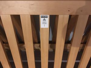 Futon Company Quad sofa bed frame