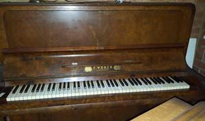 H Weber Berlin Upright Piano