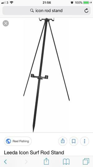 Icon rod stand