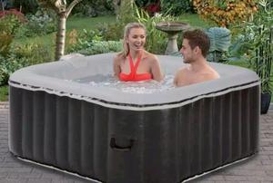 Inflatable hot tub brand new in box