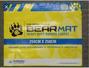 NEW Gateway Leisure awning carpet