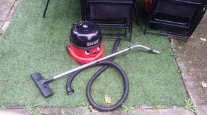Numatic Henry HVR 200M-22 Allergy HEPA w Vacuum Cleaner & 1 bag- RED