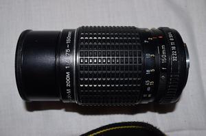 SMC Pentax-M mm zoom lens