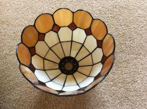 Tiffany lampshade