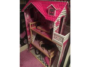 3 storey dolls house in Liskeard