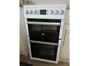 Beko electric cooker in Swanley