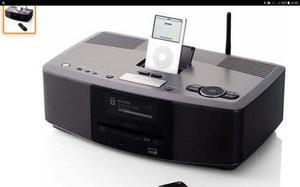 DENON S52 WIRELESS NETWORK CD/MP3,PLAYER HI FI REMOTE