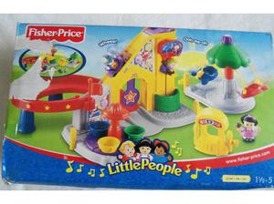 FISHER PRICE 'Little People' Surprise sounds fun park for