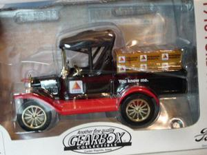 "FORD PICKUP COIN BANK""CITGO""w/D ETACHABLE KEY DIE-CAST"