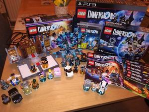 Lego Dimensions PS3 starter pack bundle