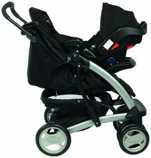 Quattro Travel System - Pram, infant cot & car seat 0+