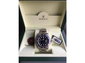 Rolex GMT Master 2 Complete Mint Serviced in Mansfield