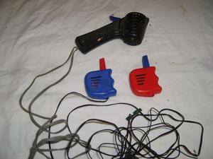 Scalextric hand throttles