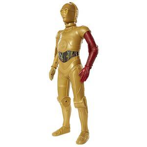 "Star Wars Big Figs Episode VII 18"" Red Arm C-3PO Action"