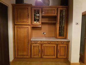 Used kitchen units and appliances for sale