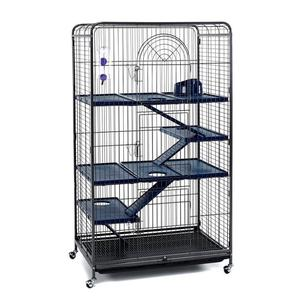 XLARGE RAT CAGE AND ACCESSORIES