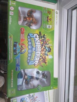 skylander Spyro Adventure Starter pack. Wii