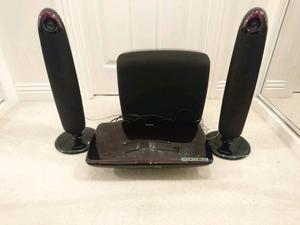 Samsung home cinema surround sound system