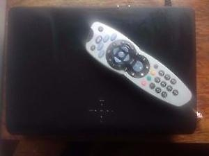 Sky+ HD Box and Remote Control