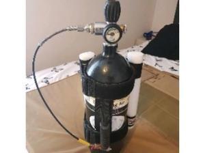 pcp air bottle in Alva