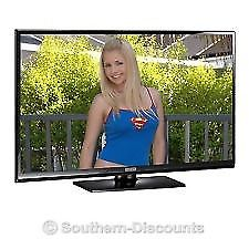 40 INCH LED FULL HD TV WITH BUILT IN FREEVIEW**CAN BE DELIVERED**