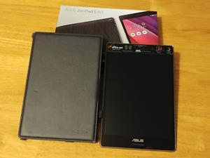 "ASUS ZenPad S 8.0 Z580C 16GB, Wi-Fi, 8""- Black Android"